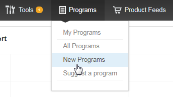 There is no program I need in the catalog. What do I do? 3